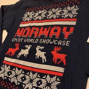 NWT EPCOT Norway sweatshirt